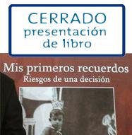 cartel-de-cerrado-presentacion-libro-mis-primeros-recuerdos